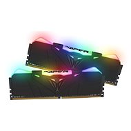 PATRIOT Viper RGB Black 16GB DDR4 3600 MHz CL17 - System Memory