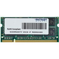 Patriot SO-DIMM 4 GB DDR2 800MHz CL6 Signature Line - System Memory