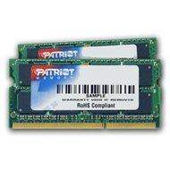 Patriot SO-DIMM 16GB KIT DDR3 1333MHz CL9 Signature Line for Apple - System Memory