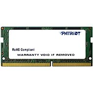 Patriot SO-DIMM 4GB DDR4 2133MHz CL15 - System Memory