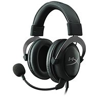 HyperX Cloud II Gaming Headset Gunmetal Grey - Gaming Headset