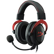 Gaming Headset HyperX Red Cloud II Gaming Headset red - Herní sluchátka
