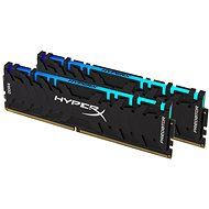 HyperX 16GB KIT 4000MHz DDR4 CL19 Predator RGB