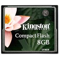 Kingston Compact Flash 8GB - Memory Card