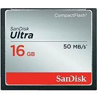 SanDisk Compact Flash Ultra 16GB - Memory Card