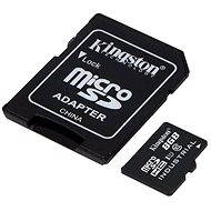 Kingston Industrial Temperature microSD UHS-I - 8GB - Micro Memory Card