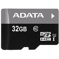 ADATA Micro SDHC 32GB UHS-I Class 10+OTG reader - Memory Card
