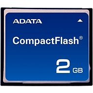 ADATA Compact Flash Industrial SLC 2GB, bulk - Memory Card