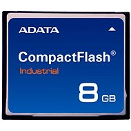 ADATA Compact Flash Industrial SLC 8GB Bulk - Memory Card