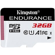 Kingston Endurance microSDXC 32GB A1 UHS-I C10 - Memory Card