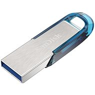 SanDisk Ultra Flair 32GB tropical blue - USB Flash Drive
