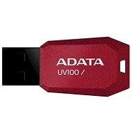 ADATA UV100 8GB Red - USB Flash Drive