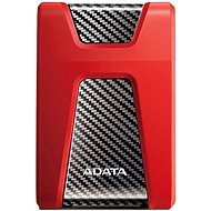 "ADATA HD650 HDD 2.5"" 1TB Red - External Hard Drive"
