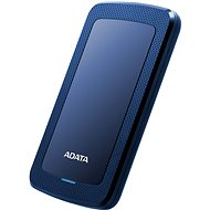 ADATA HV300 external HDD 2TB 2.5'' USB 3.1, blue - External Hard Drive