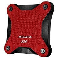 ADATA SD600 SSD 256GB Red - External hard drive