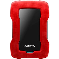 "ADATA HD330 HDD 2.5"" 1TB Red - External Hard Drive"
