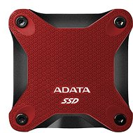 ADATA SD600Q SSD 240GB red - External Hard Drive