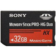 Sony Memory Stick PRO-HG Duo HX 32GB - Memory Card