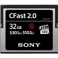 SONY G SERIES CFAST 2.0 32GB - Memory Card