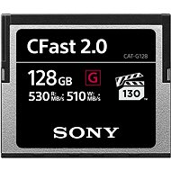 SONY G SERIES CFAST 2.0 128GB - Memory Card