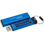 Kingston DataTraveler 2000 4GB - USB Flash Drive