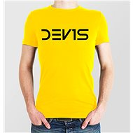 Dev1s Unisex Yellow S - T-Shirt