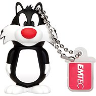EMTEC Animals Sylvester 8GB - USB Flash Drive