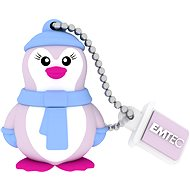 EMTEC Animals Miss Penguin 8GB - USB Flash Drive
