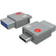 EMTEC DUO T400 16GB - USB Flash Drive