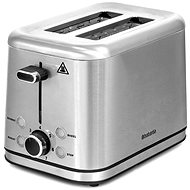 Brabantia BBEK1021N Two-Slice Stainless Steel Toaster - Toaster