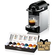NESPRESSO De'Longhi Pixie EN125.S - Automatic coffee machine