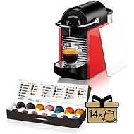 NESPRESSO DéLonghi Pixie Clips EN126 - Capsule Coffee Machine