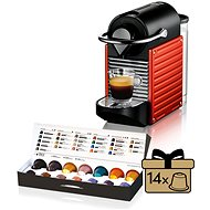Krups Nespresso Pixie Electric Red XN3006 - Automatic coffee machine