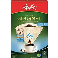 Melitta coffee 1x4 / 80 Gourmet MILD - Coffee Filter
