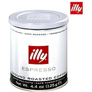 ILLY dark, 125g, ground - Coffee