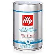 Decaffeinated ILLY, 250g, bean - Coffee