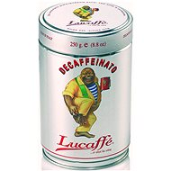 Lucaffe Decaffeinato, ground, 250g