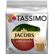 TASSIMO Jacobs Cafe Au Lait 16 porcí - Coffee Pods