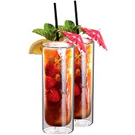 Maxxo Thermo Mojito glasses - Glass Set