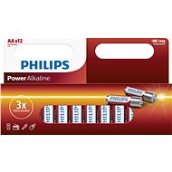 Philips LR6P12W 12pcs in pack - Alkaline battery