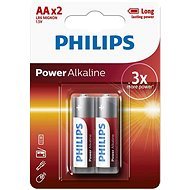 Philips LR6P2B pack of 2 - Alkaline battery