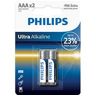 Philips LR03E2B 2pcs - Alkaline battery