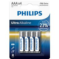 Philips LR03E4B 4pcs - Alkaline battery