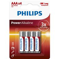 Philips LR03P4B 4pcs - Alkaline battery
