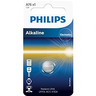 Philips A76 1pc in pack - Alkaline battery