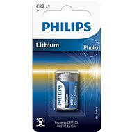 Philips CR2 pack of 1 - Alkaline battery