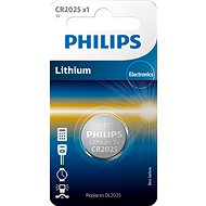 Philips CR2025 1pc - Button Battery