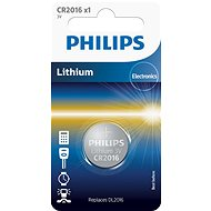 Philips CR2016 1pc per package - Alkaline battery