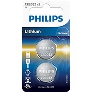 Philips CR2032P2 2pcs - Button Cell