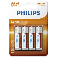 Philips R6L4B 4pcs - Alkaline battery
